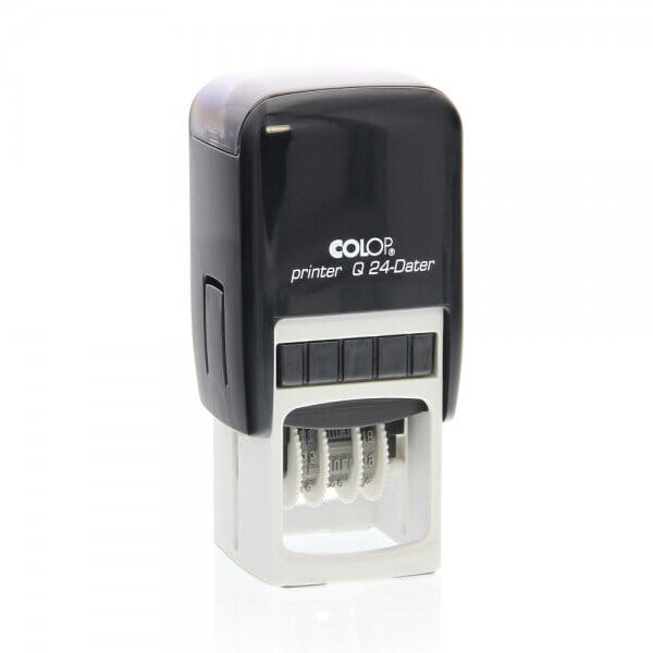 Colop Printer Q 24 Dater (24x24 mm - 2+2 regels)