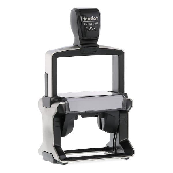Trodat Professional 5274 - tekststempel - 60 x 40 mm - 9 regels