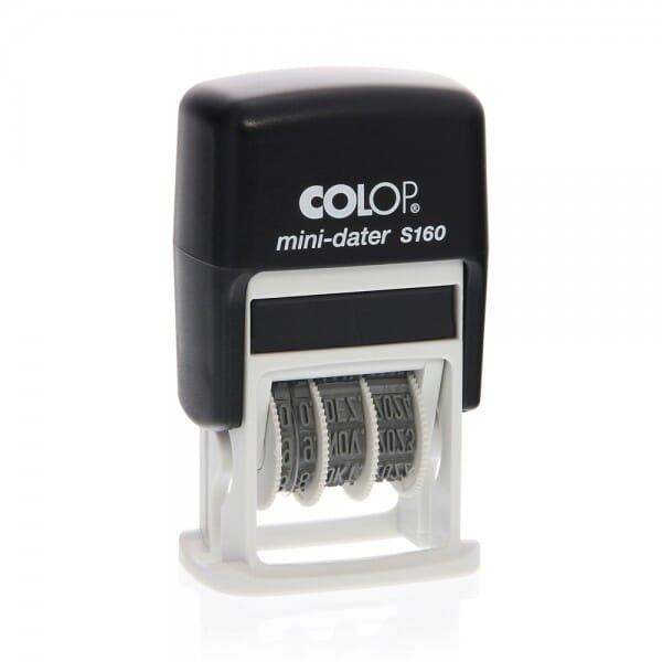 Colop Mini-Dater S 160 (25x5 mm - 2 regels)