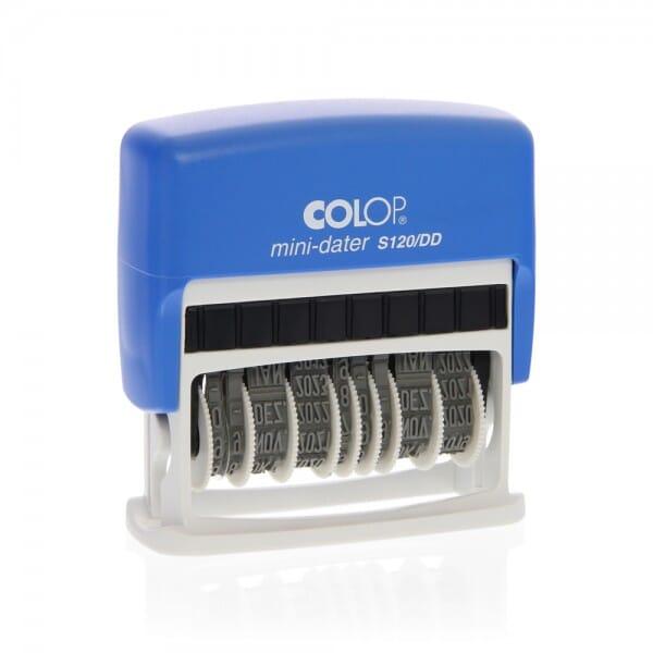 Colop Mini-Dater S 120/DD (SH 4 mm - 46x4 mm)