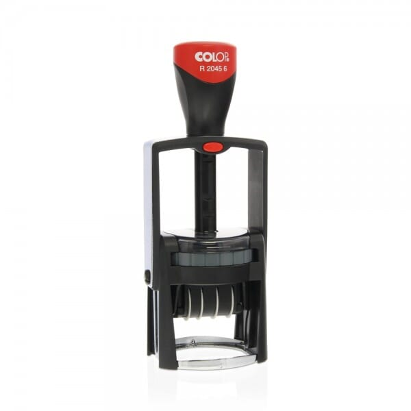 Colop Classic Line R 2045 Dater ( 45 mm - 3+3 regels)