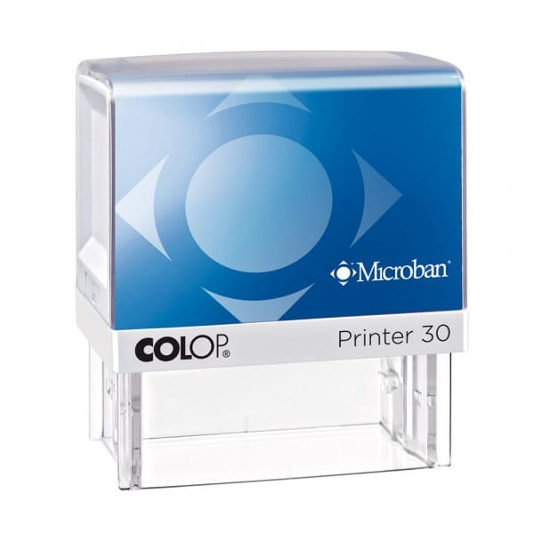 Colop Printer 30 Microban (47x18 mm - 5 regels)
