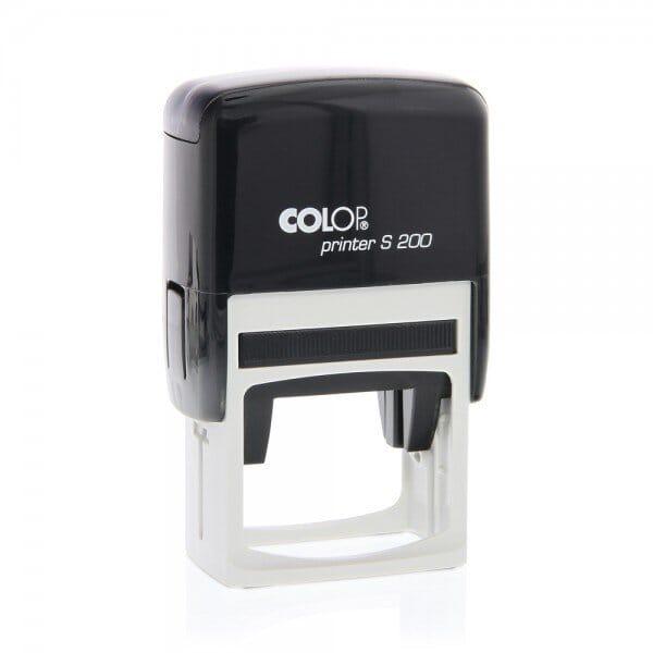 Colop Printer S 200 (45x24 mm 6 regels)