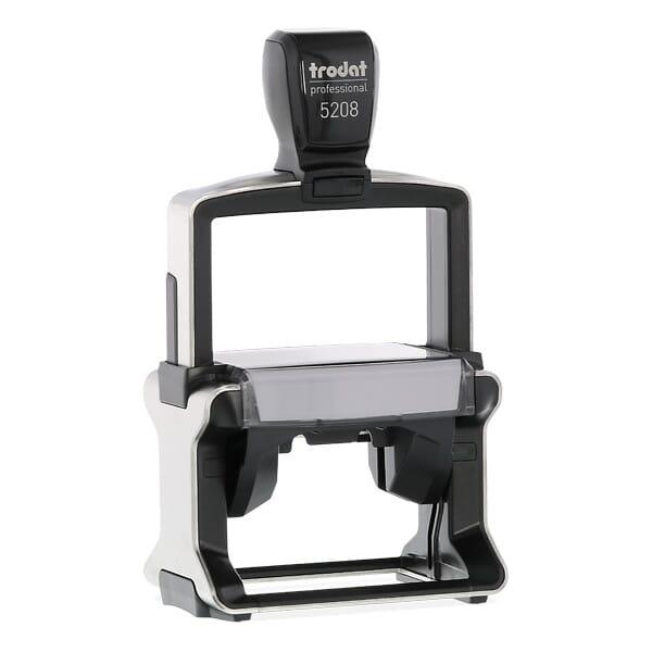 Trodat Professional 5208 - tekststempel - 68 x 47 mm - 10 regels
