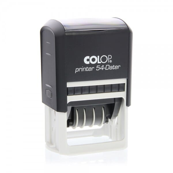 Colop Printer 54 Dater (50x40 mm - 3+3 regels)