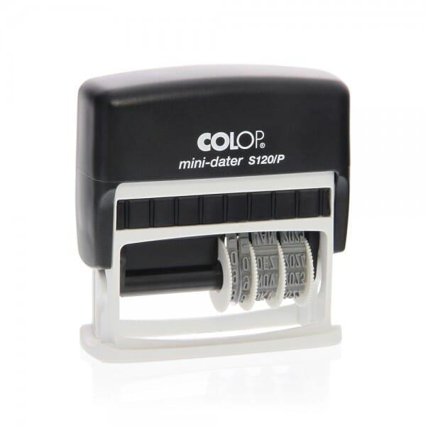 Colop Mini-Dater S 120/P (25x10 mm - 2 regels)