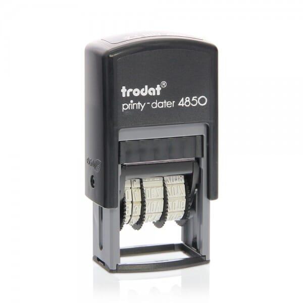 """Trodat Printy datumstempel 4850/L2 """"BETAALD OP"""""""