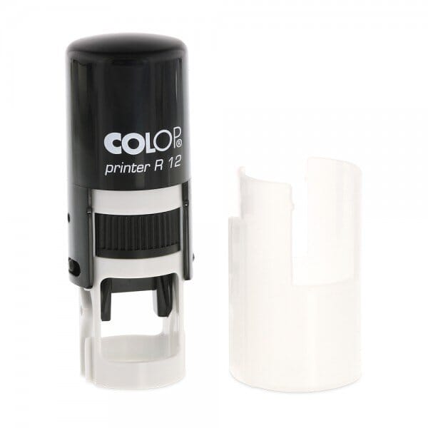 Colop Printer R 12 ( 12 mm 2 regels)
