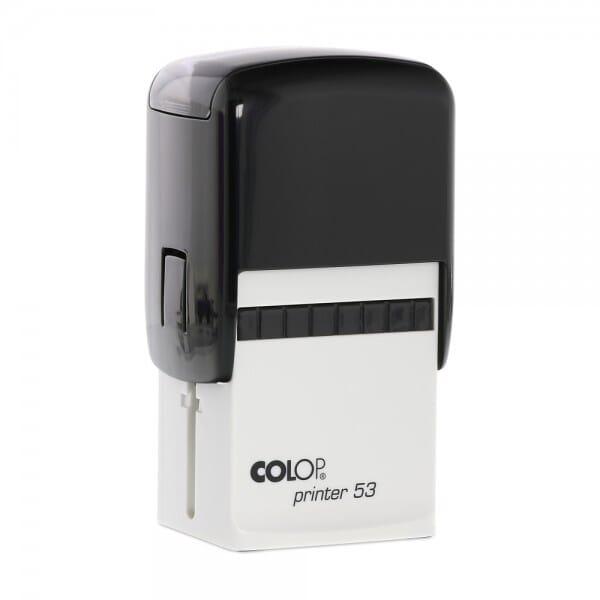 Colop Printer 53 (45x30 mm - 7 regels)