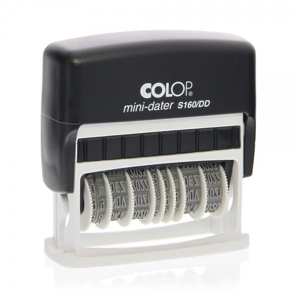 Colop Mini-Dater S 160/DD (49x3,5 mm - 1 regel)