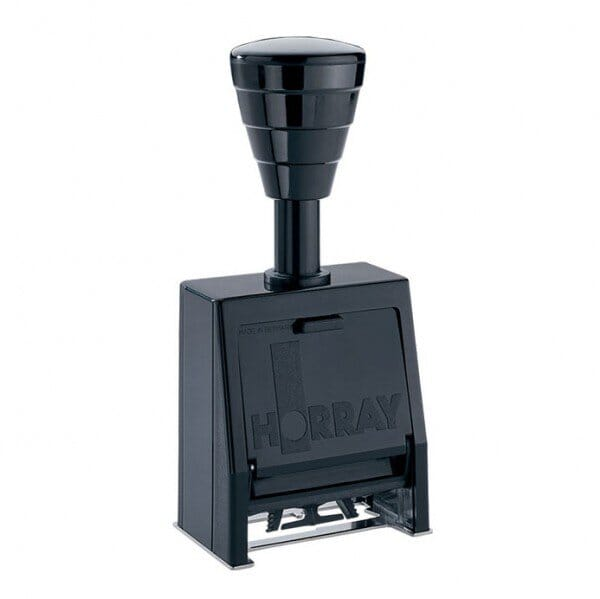 Horray numeroteur H57 - 6 rad. / 4,5 mm