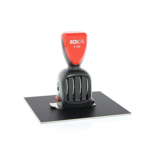 Colop plaat-datumstempel P 700/S1 (100x100 mm)